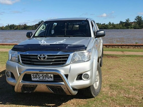 Toyota Hilux 2.5 Cd Dx Pack Tdi 120cv 4x2 - H3 2013