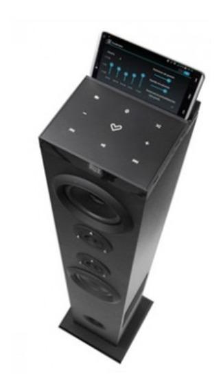 Parlante Energy Sistem Tower 5 Black Bluetooth 2.1 Zonatecno