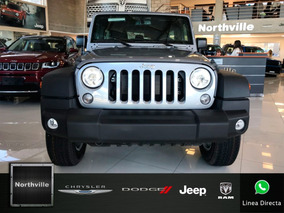 Jeep Wrangler 3.6 Unlimited 284hp Atx 0km 2018