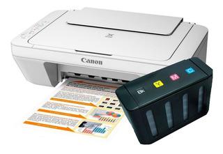 Impresora Multifuncion Canon Sistema Continuo Super Oferta!