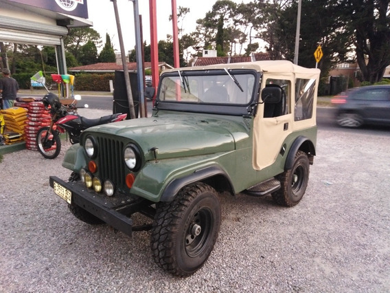 Jeep Cj5 Wily Cj5 1969