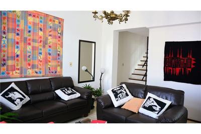 Venta Casa En Pocitos 3 Dorms. Garage Y Fondo