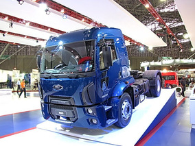 Ford Cargo 1933/48 C/d 2018 Entrega 15% Y Retiralo