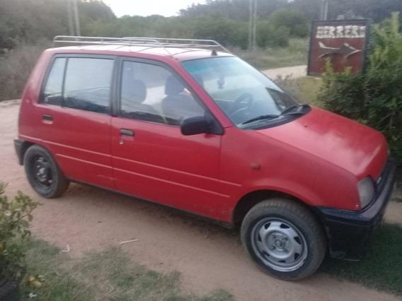Daihatsu Cuore Año 1990