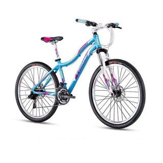 Bicicleta Mtb Trinx N106 Aluminio Rodado 26 Dama - Albanes