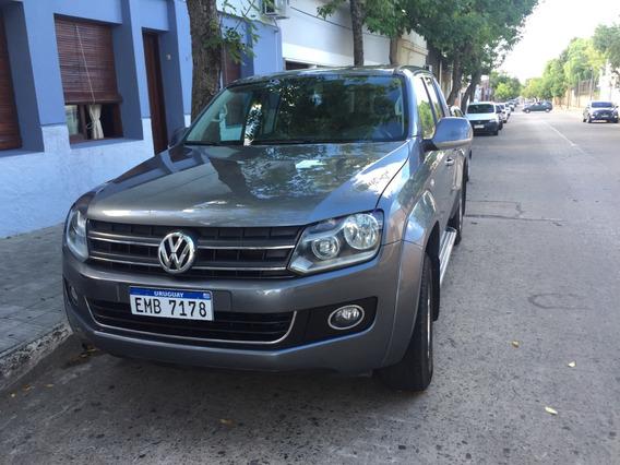 Volkswagen Amarok 2.0 Tdi Automática 4motion