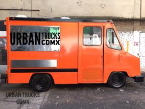 Food Truck Chevtolet Vanette 1999