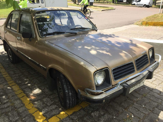 Chevrolet Chevette Sedán 1980