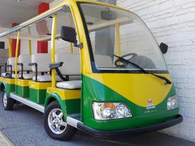 Vehiculo De Transporte De Personal Eléctrico