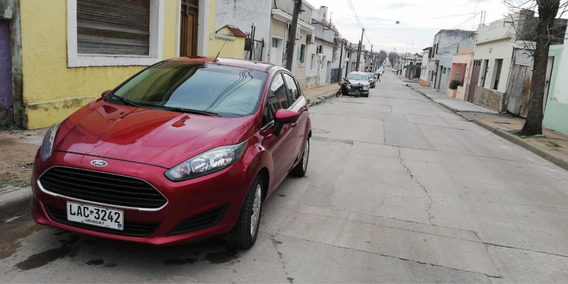 Ford Fiesta 1.6 Max One Edge Plus 98cv 2015