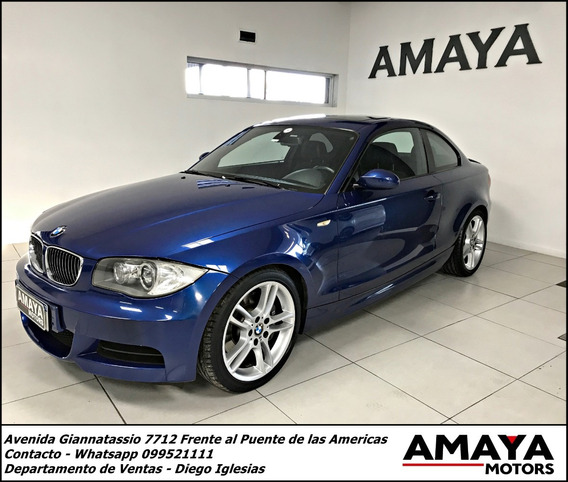 Bmw 135i Coupe Paquete M Unicoo !!! 306hp !! Amaya Motors