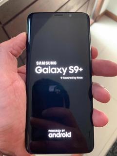 Samsung S9 + Plus Con Case Original Libre