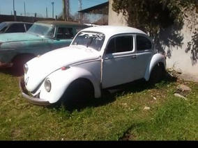 Volkswagen Fusca Dos Puertas