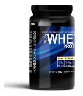 Platinum Whey Protein 2 Lbs Glutamina Y Bcaa