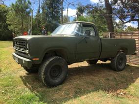 M880 Militar V8 5.2l Ruedas 37 4x4 Permanente Permuto