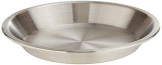Winco Appl-9 Placa De Empanada De Aluminio De 9 Pulgadas