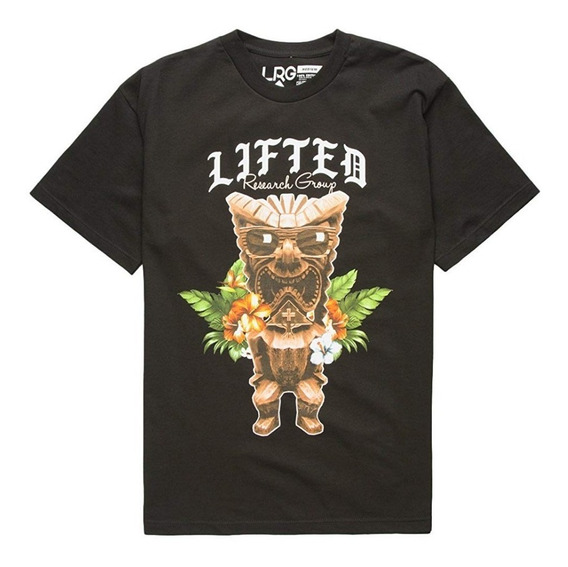 Remera Hombre Lrg Party God Ss Tee C181050 - Zooko