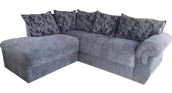 Sillon Sofa Living Esquinero Chaise Chicago