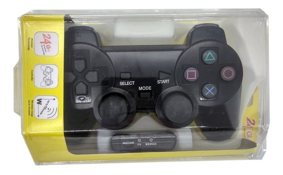 Control Joystick Ps2 Mando Inalambrico Playstation 2