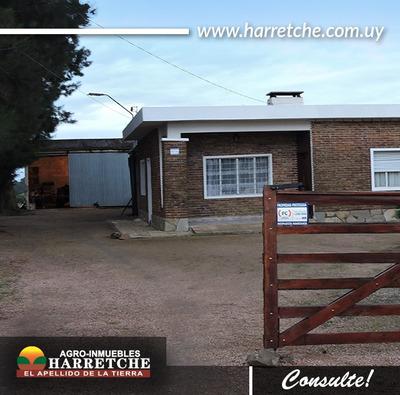 Chacra Con Muy Buena Casa 5 Has Inmobiliaria Harretche