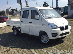 Camioneta Doble Cabina Shineray