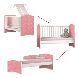 Cuna Bebé Mini Cama Primeros Añitos Baby Sofá Infantil 3/1