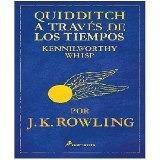 Quidditch A Través De Los Tiempos - Harry Potter