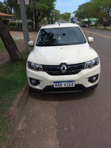 Renault Kwid 2018 - 11.000km -- Entrega U$s 7.000