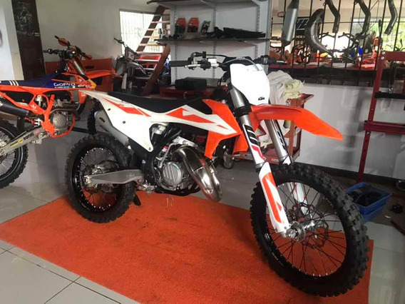 Ktm Sx 125cc 2019 Sx 125