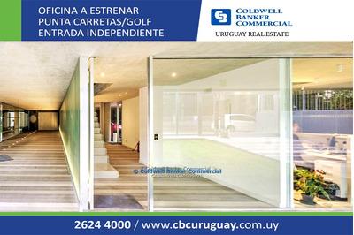 Ofina Punta Carretas - Golf / Alquiler Y Venta