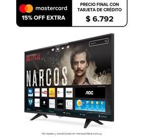 Smart Tv Aoc 32