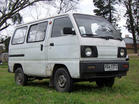 Suzuki Super Carry 1.0 Mini Bus Año 92