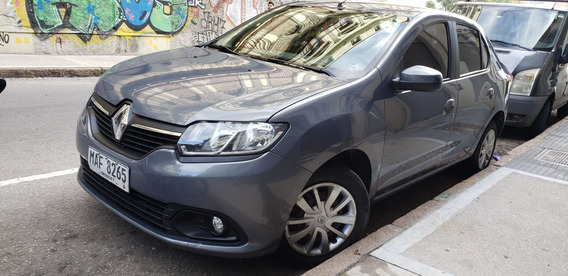 Renault Logan 2015 Expression En Perfecto Estado
