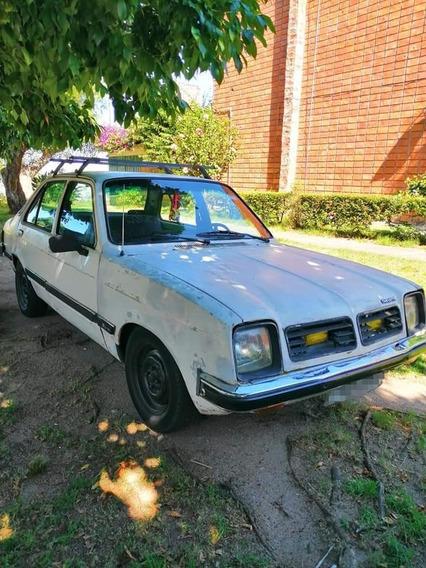 Chevrolet Chevette 1981