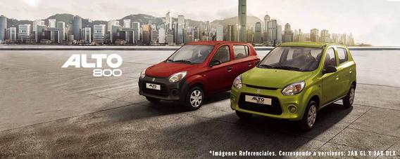 Suzuki Alto 800 / 2015 / Dir. Y Aire / Permuto Y Financio!