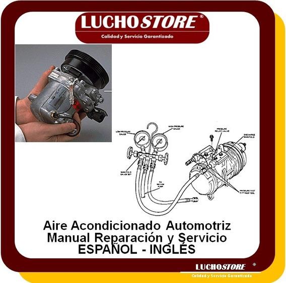 Curso Aire Acondicionado Carro Manual Instalacion Diagnostic