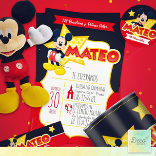Cumpleanos De Mickey Mouse En Mercado Libre Uruguay