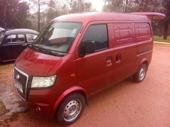 Gonow Mini Van Cargo 2012