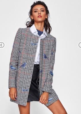 selección premium 4055f 9cf01 Chaqueta De Vestir De Mujer