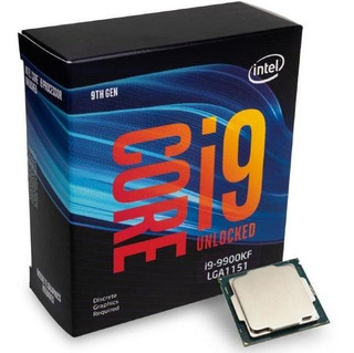 Cpu Intel Core I9 9900kf 1151 Box S Fan S Video 5ghz 9na Gen