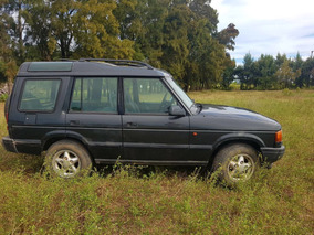Land Rover Discovery 4.0 V8 1997