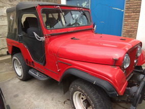 Jeep Willys Cj 5