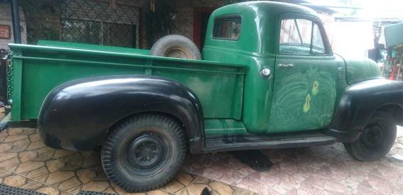 Chevrolet Año 52 Clásica Original