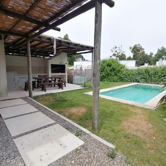 Alquiler Anual Casa De 3 Dormitorios-ref:1438
