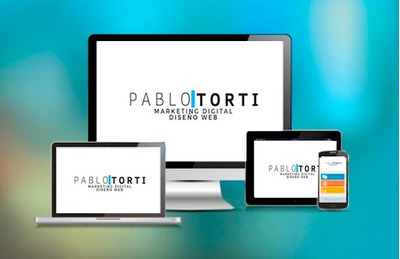 Diseño Sitio Web Marketing Emprendedores Empresas Pymes