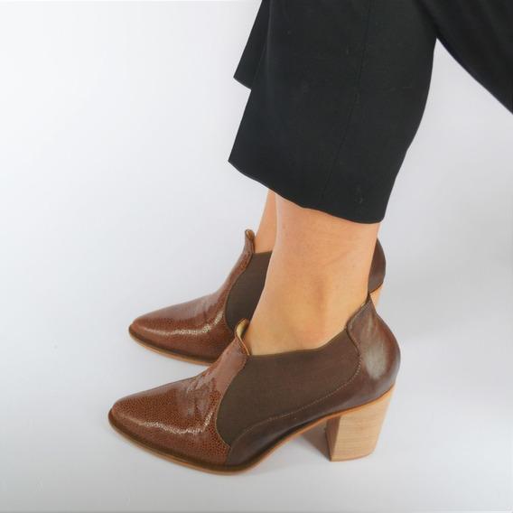 Botin- Modelo Eve Art 711- Leiden Shoes