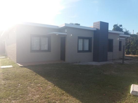 Casa A Estrenar En Pinamar Sur Apta Préstamo Bancario