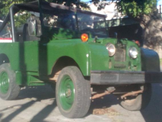 Land Rover Original De Fábrica Todo Al Día Contado U$s 2800