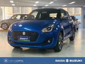 Suzuki Swift Glx 2019 Azul 0km