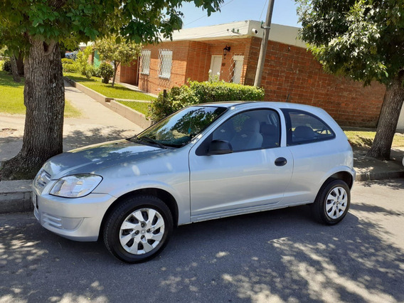 Chevrolet Celta 2010 Full 1.4 C/aire Y Dir Estado Impecable!